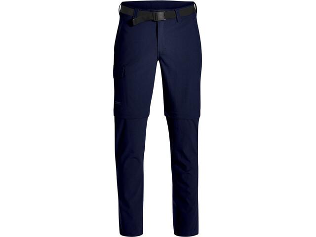 Maier Sports Torid Slim Spodnie z odpinanymi nogawkami Mężczyźni, night sky